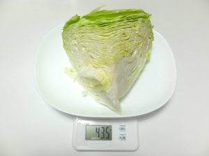 cabbages-100kcal