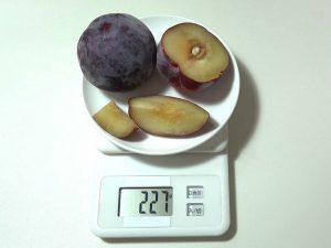 plum-100kcal