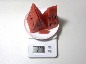 watermelon-100kcal